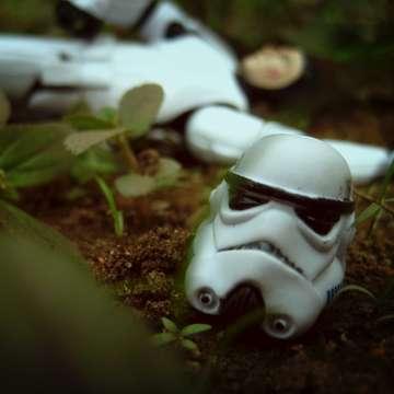 Star Wars-pop