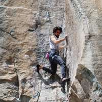 H-route (5.11bc) Sina Navidi