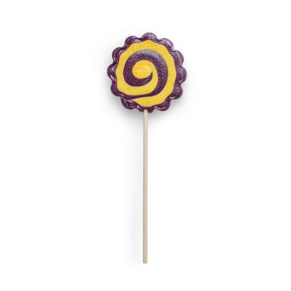 Uma foto de qualidade de doces para sua criatividade