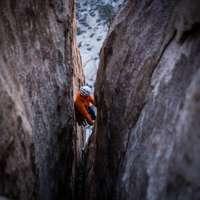 Joshua fa hegymászás
