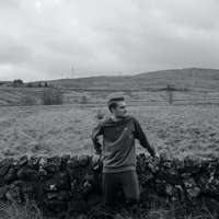 Nathan Mcdine - Nära slottet Douglas.
