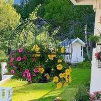 flori în grădină