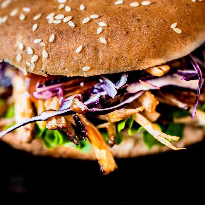 burger cu gust
