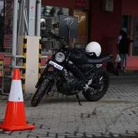Yamaha All new XSR 155, Indonesia 2020