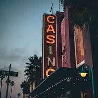 Semnalizare pentru cazinou