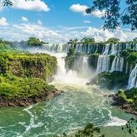 Vodopád v Brazílii!