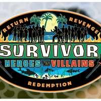 Heroes vs. Villains Alling Puzzle