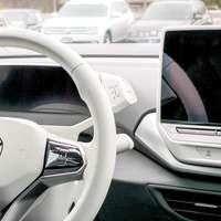 Μαύρο και ασήμι Mercedes Benz τιμόνι