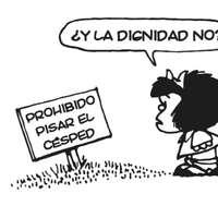 la dignidad mafalda